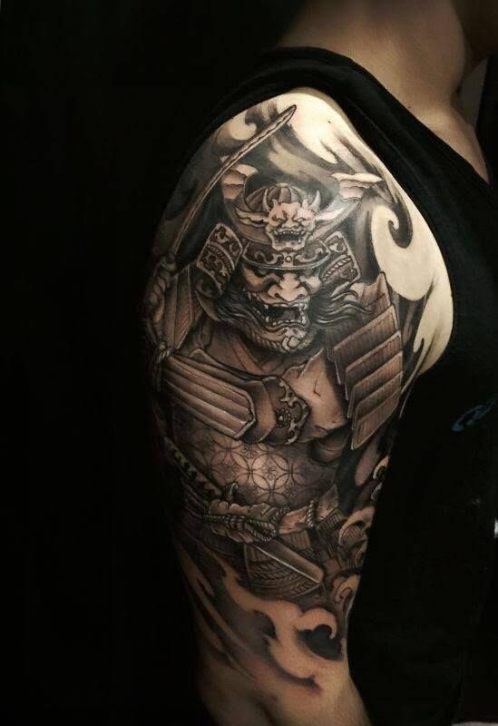 50 samurai warriors tattoos ideas and meanings