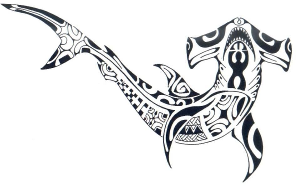 70 shark tattoos designs ideas with meanings. Black Bedroom Furniture Sets. Home Design Ideas