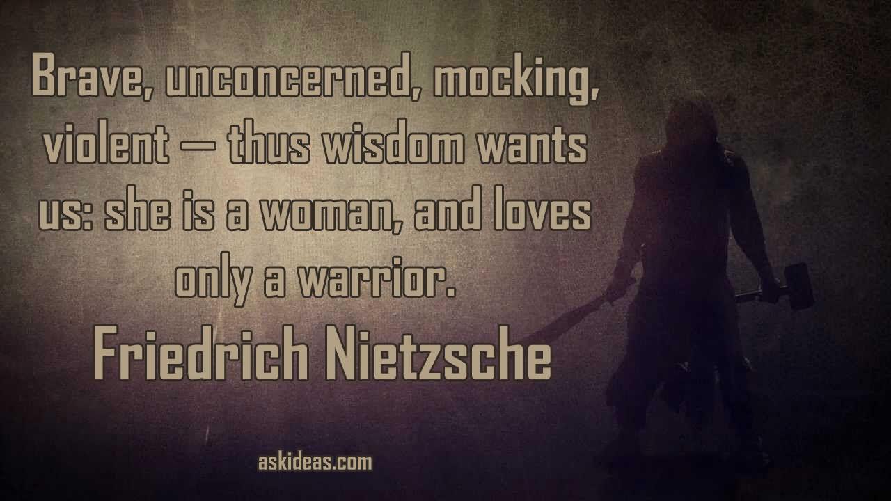 Thus Spoke Zarathustra Quotes