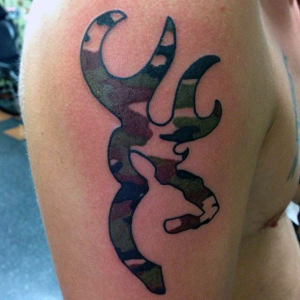 58 Browning Deer Tattoos Collection