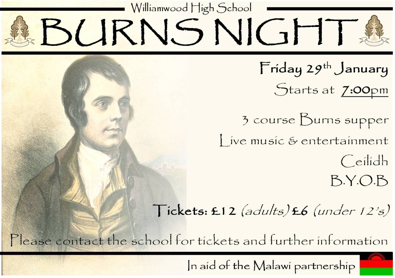 32 Burns Night Wish Pictures And Photos