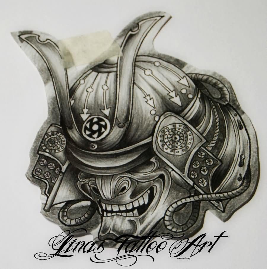 33 Samurai Head Tattoos Designs See more ideas about samurai tattoo, tattoos, japanese tattoo. 33 samurai head tattoos designs