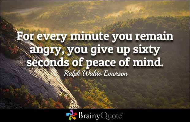 how to keep mind peaceful