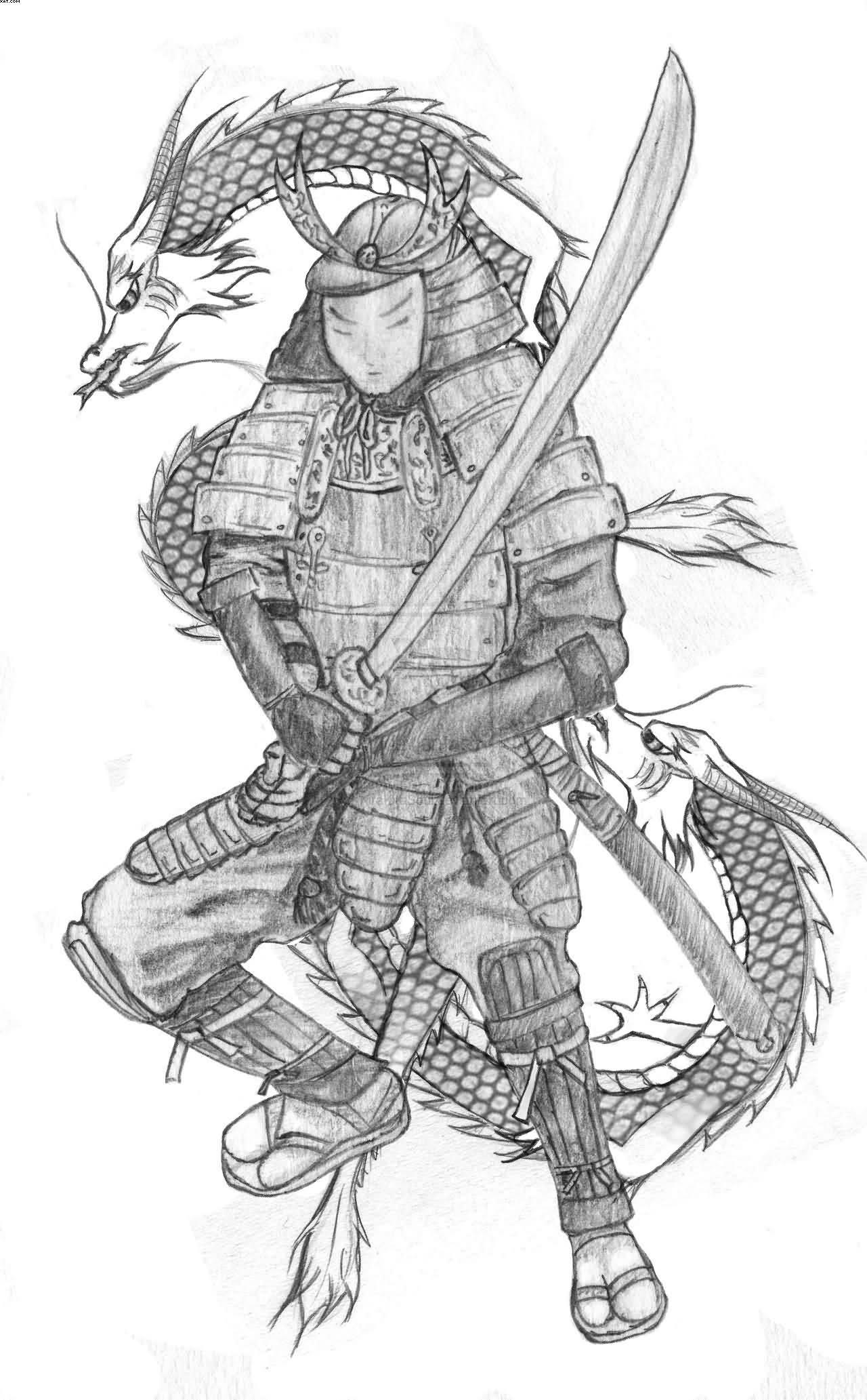 samurai warrior www pixshark images