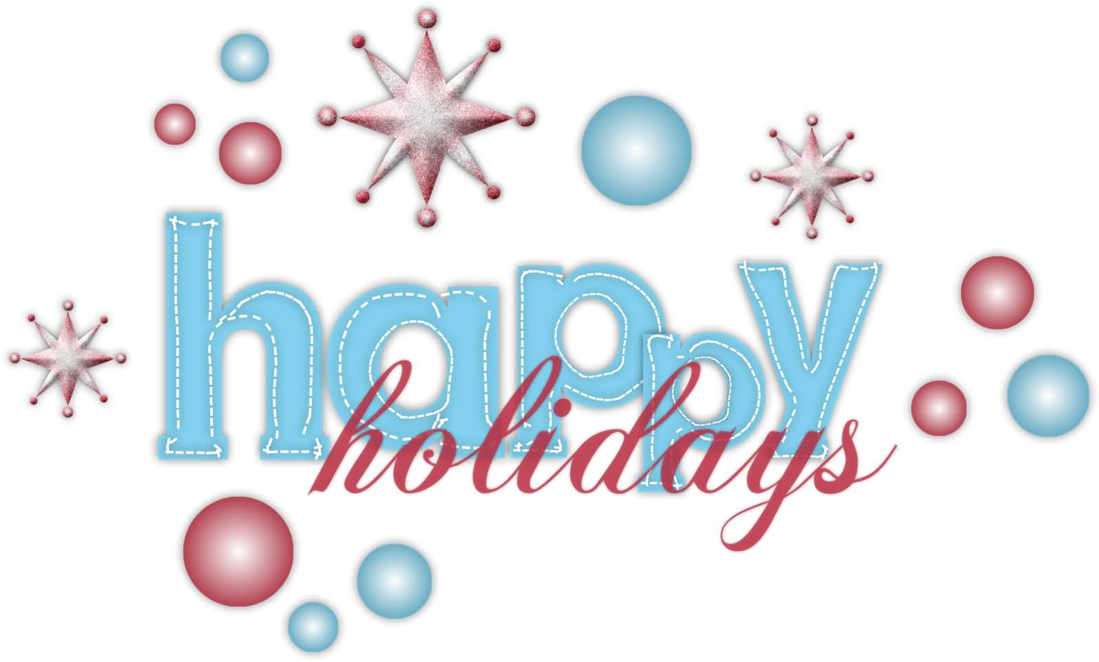 50 most amazing happy holidays wish pictures and photos rh askideas com Holiday Borders Clip Art Holiday Party Clip Art