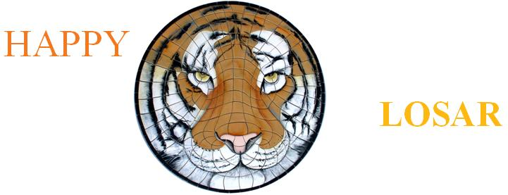 33 happy losar greeting pictures and photos happy losar tiger face m4hsunfo