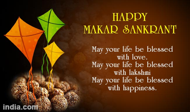 Happy makar sankranti may your life be blessed with love m4hsunfo