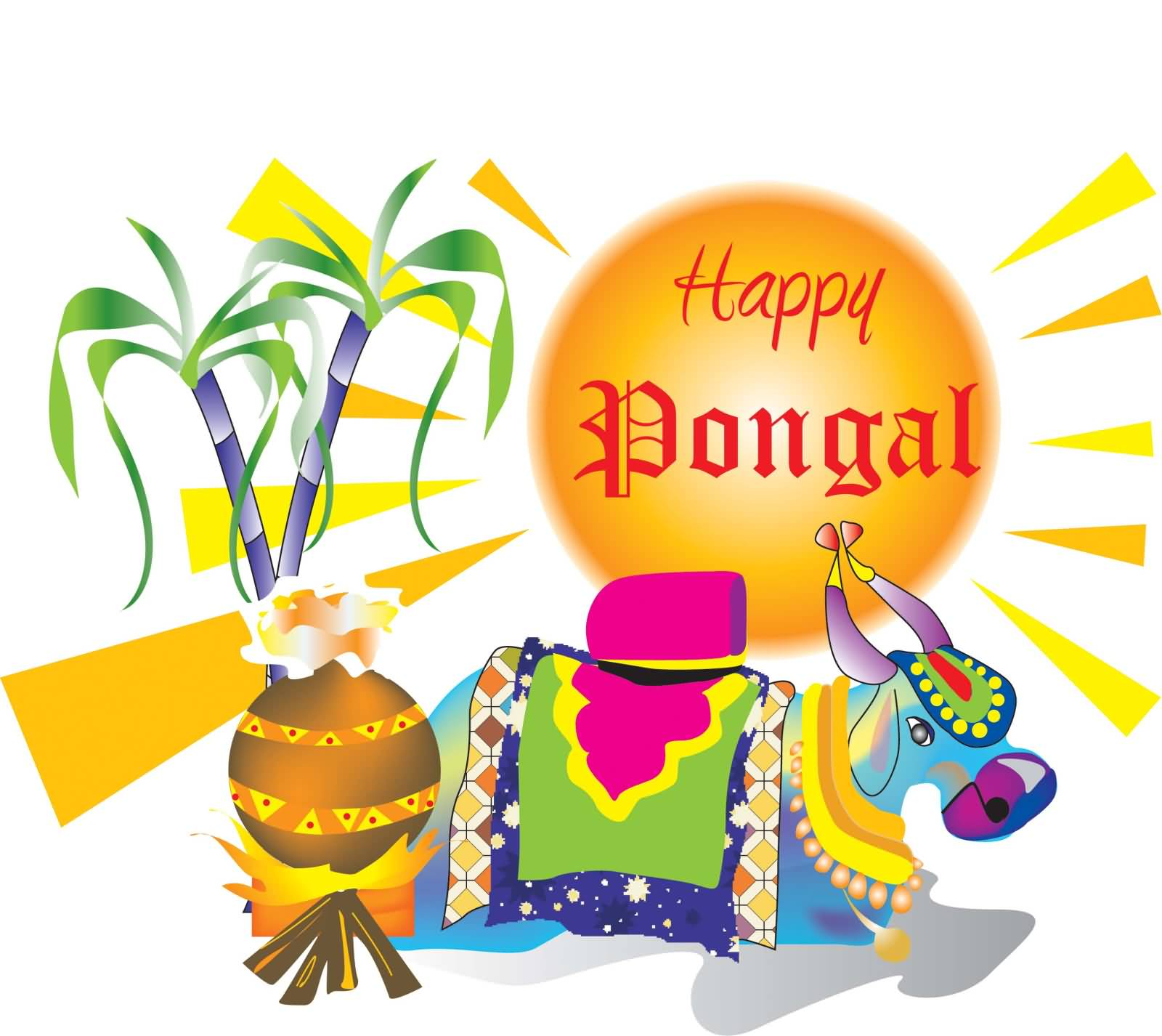 45 Best Pongal 2018 Greeting Pictures And Images