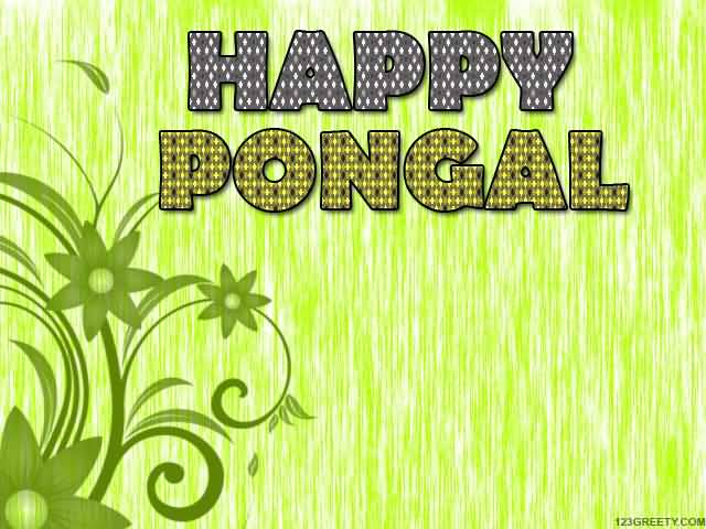 35+ Adorable Pongal 2017 Wish Pictures And Images