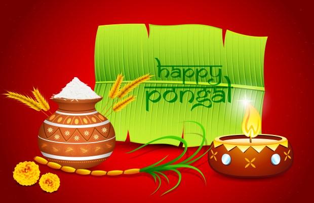 Happy Pongal 2018 Wishes