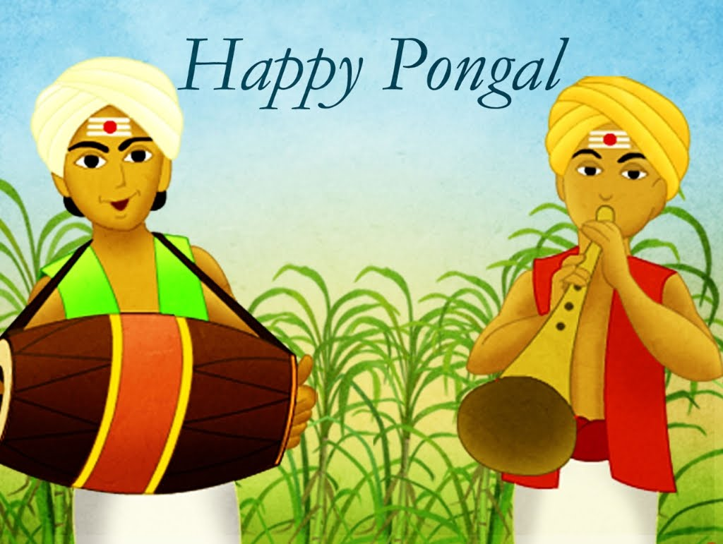 35 Adorable Pongal 2017 Wish Pictures And Images