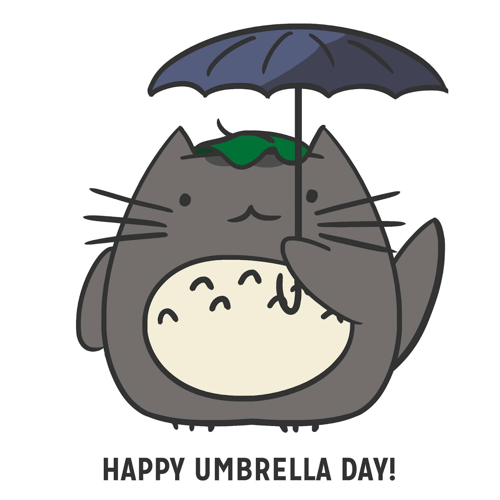 happy umbrella day crocodile with umbrella cartoon picture