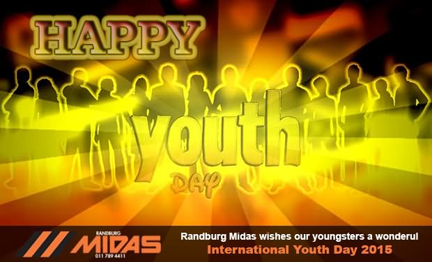 15+ Best National Youth Day 2017 Wish Picture