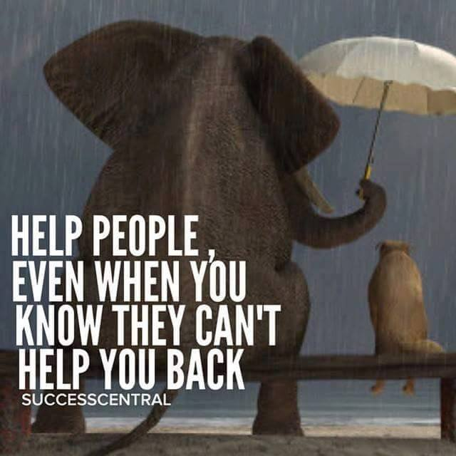 Helping Others Quotes - Askideas.com