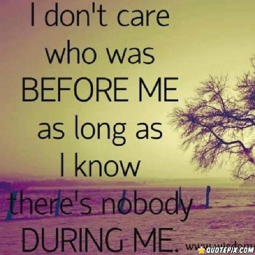 Nobody Cares About Me Quotes If You Really Cared Quotes Quotesgram