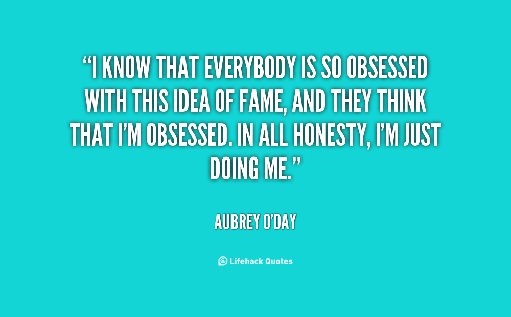 62 Best Obsession Quotes And Sayings