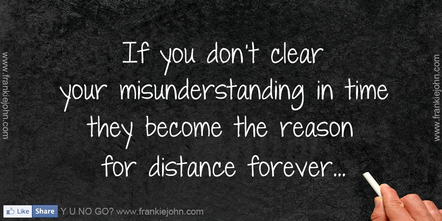 Misunderstanding Quotes Beauteous 48 All Time Best Misunderstanding Quotes And Sayings