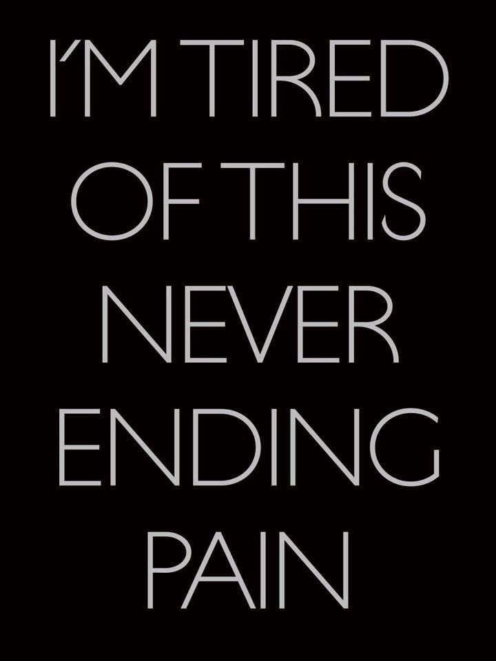Chronic Pain Quotes Prepossessing 63 Best Pain Quotes And Sayings