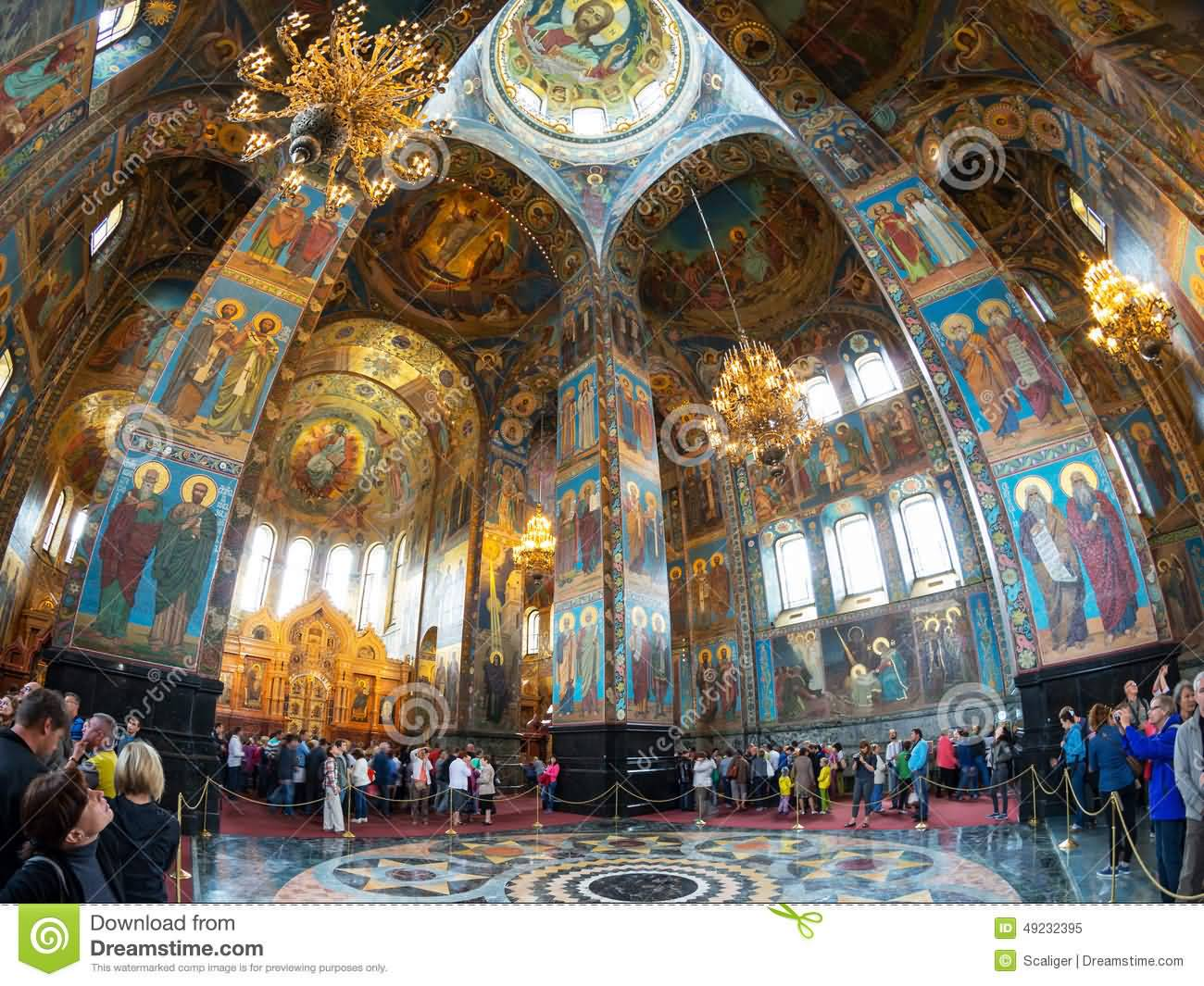 50 Most Beautiful Church Of The Savior On Blood Pictures ...