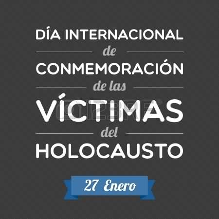 how to say holocaust in spanish