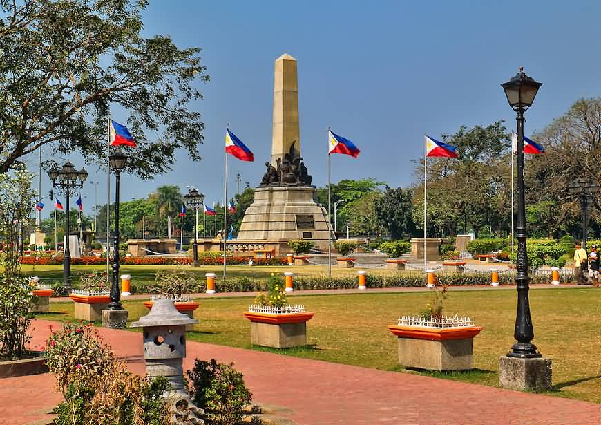 40 Most Beautiful Rizal Park Pictures And Photos