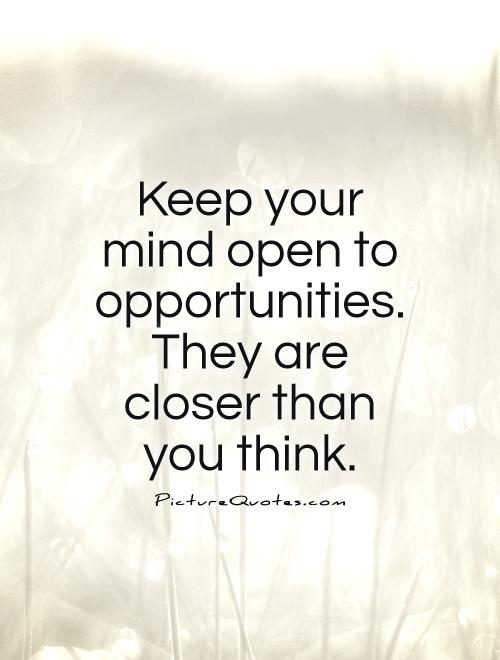 Open Minded Quotes Mesmerizing 48 Best Open Mindedness Quotes And Sayings