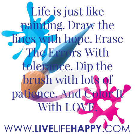 Sayings To Paint On Pictures