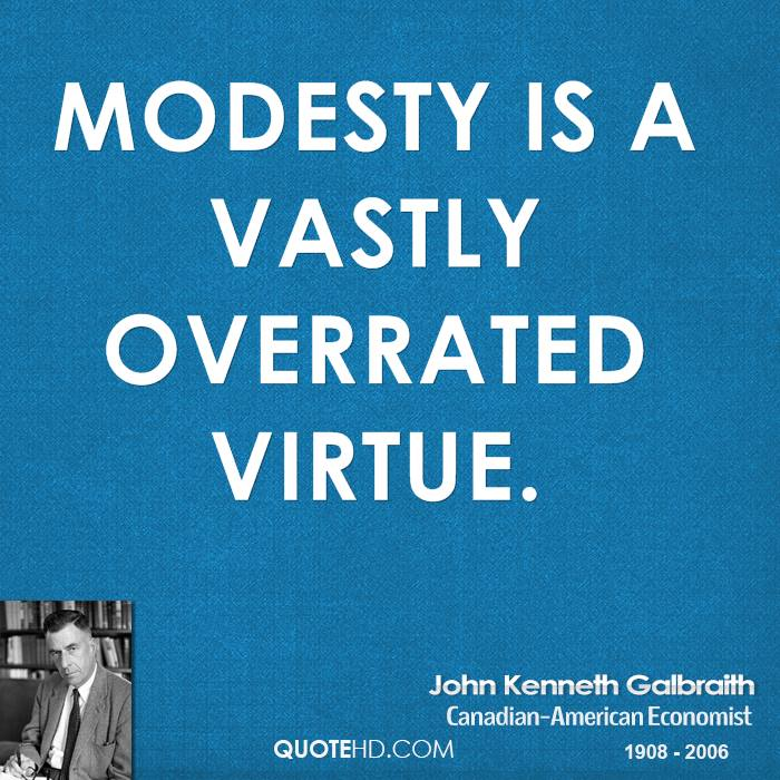 Kenneth Love Quotes: 64 All Time Best Modesty Quotes And Sayings