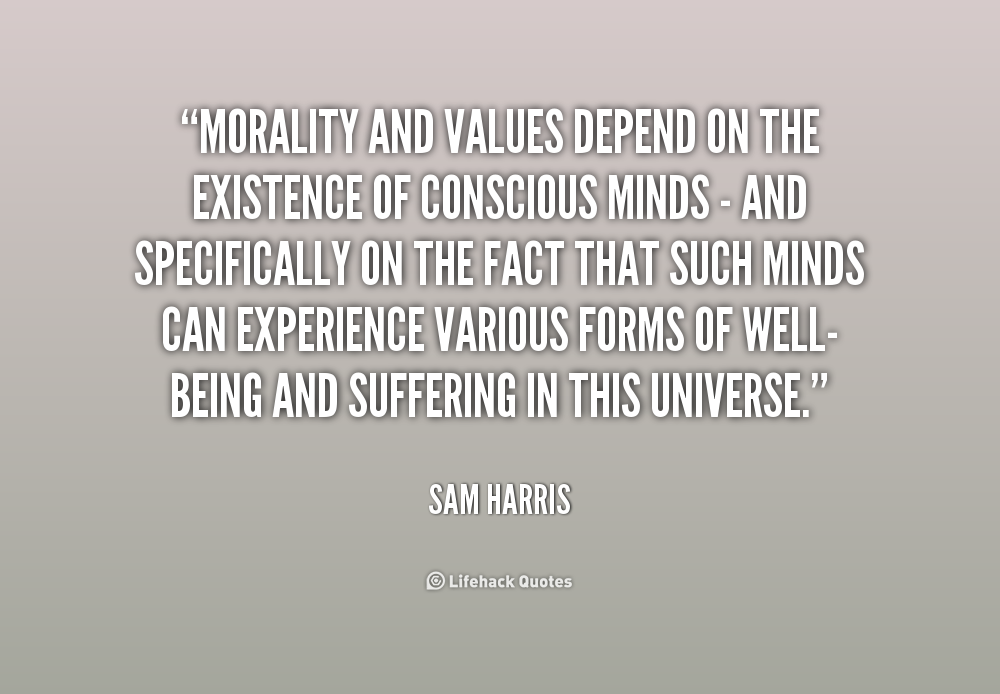 62 Best Morality Quotes And Sayings