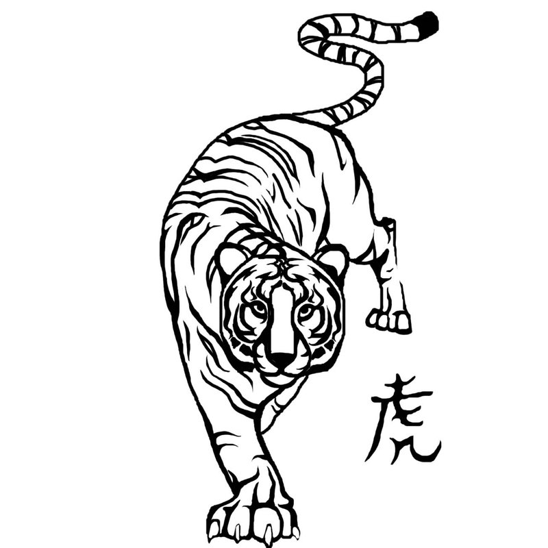 65 Tiger Tattoos Designs Ideas