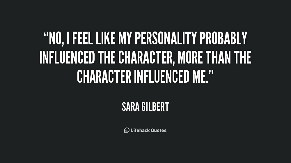 66 Best Personality Quotes