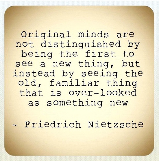 64 Best Originality Quotes And Sayings