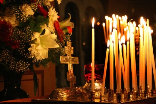 orthodox christmas day candles - When Is Orthodox Christmas