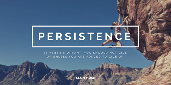 Quotations About Persistence: 65 Best Persistence Quotes And Sayings