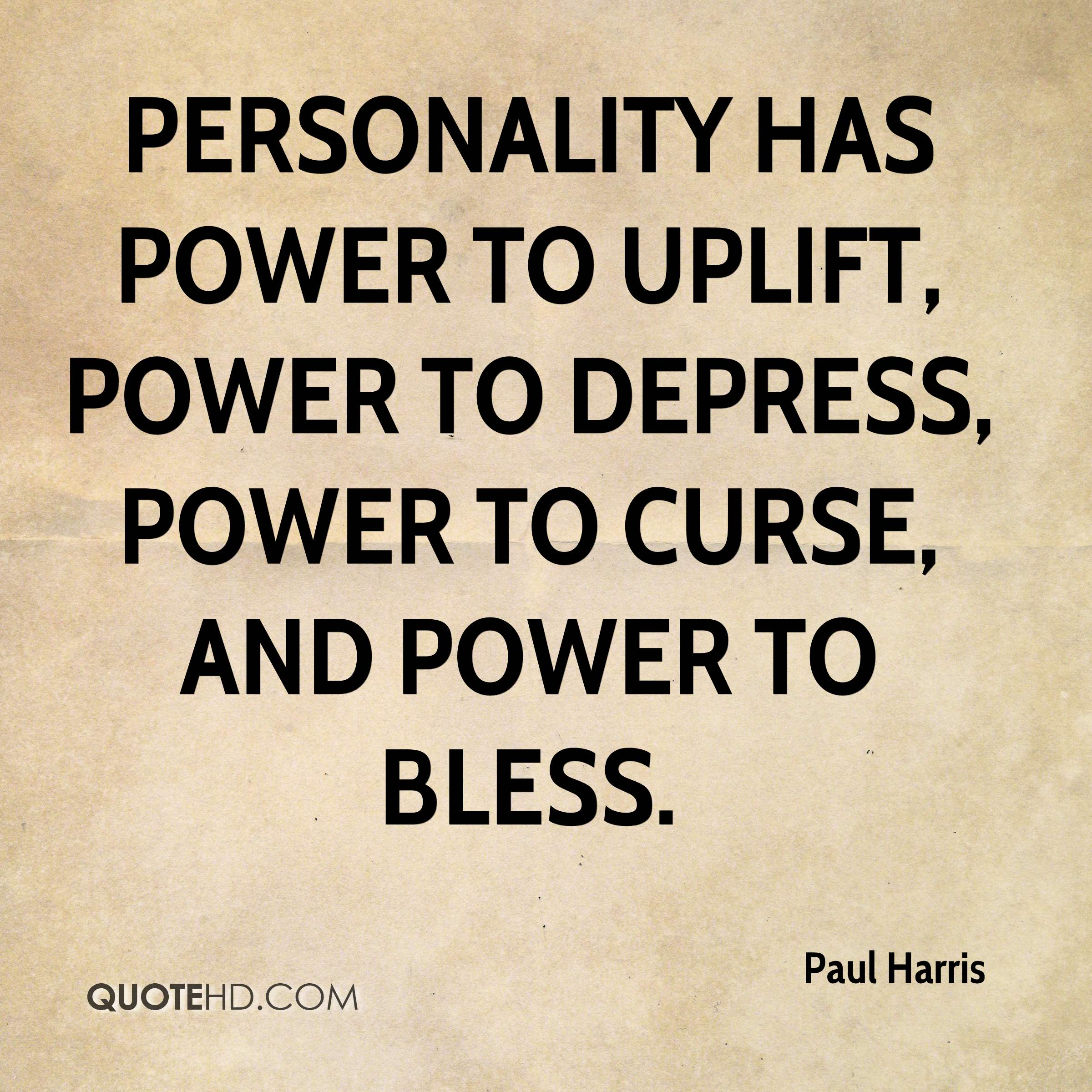 Quotes On Power 66 Best Personality Quotes