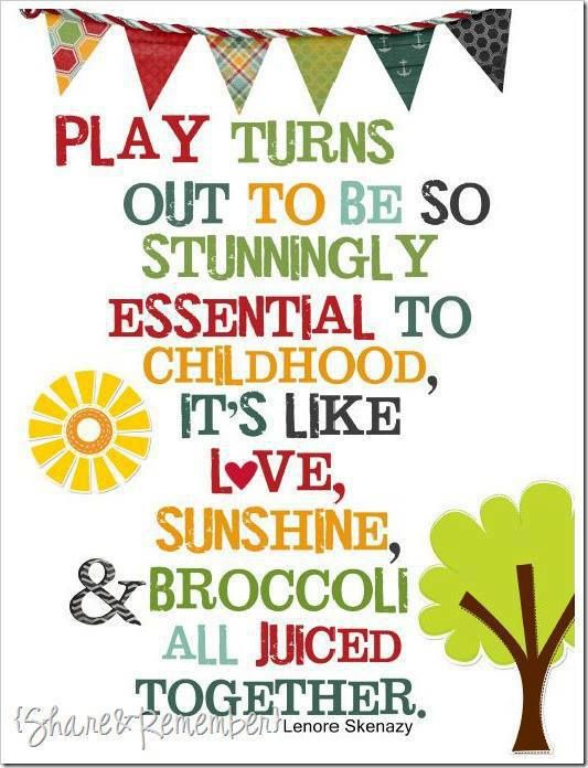 Quotes About Play Amazing Play Turns Out To Be So Stunningly Essential To Childhood It's