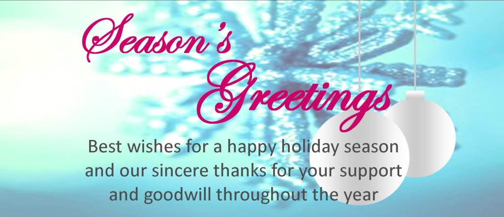 Seasons greetings best wishes for a happy holiday season m4hsunfo