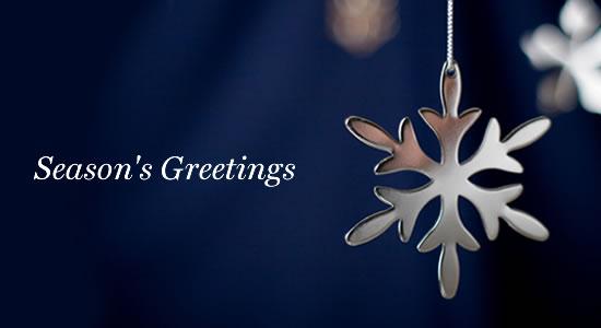 55 best seasons greetings and photos seasons greetings metallic snowflake design m4hsunfo