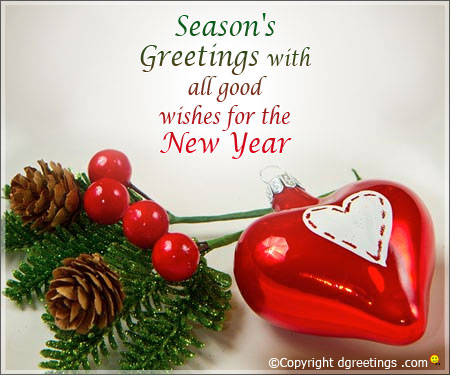 Seasons greetings with all good wishes for the new year m4hsunfo