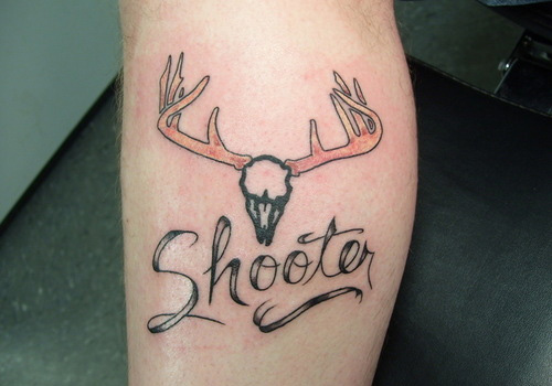 45+ Deer Skull Tattoos Pictures With Meanings