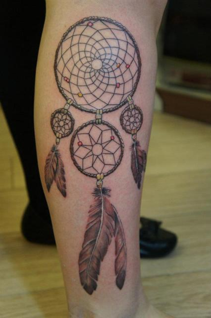 64+ Best and Simple Dreamcatcher Tattoos