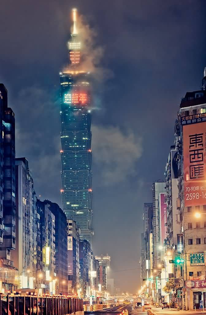 25 Most Beautiful Taipei 101 Tower Pictures And Images