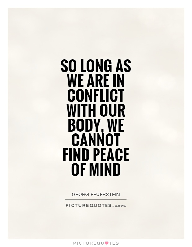 60 Best Peace Of Mind Quotes And Sayings Interesting Finding Peace Quotes