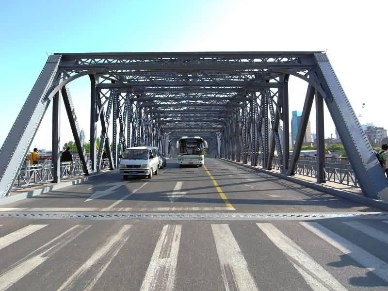 50 Beautiful Pictures And Photos Of Waibaidu Bridge In Shanghai