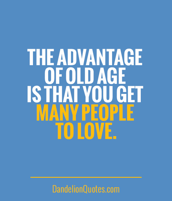 Funny old people quotes sayings
