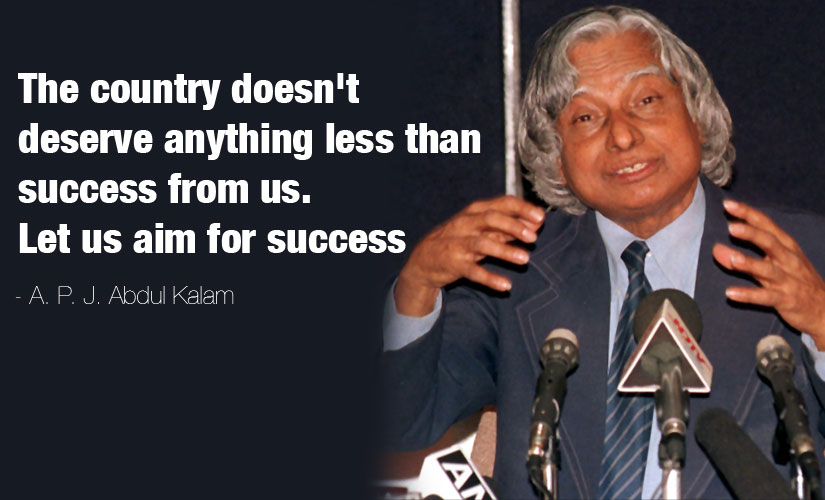 fighting corruption realising the dream of kalam