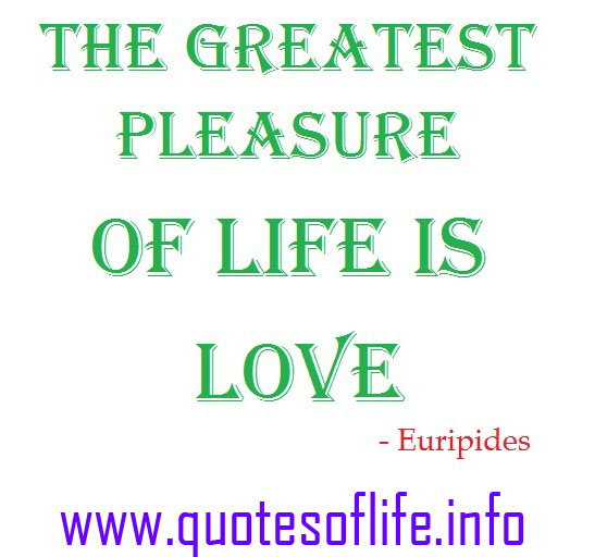life is about pleasure Life is pleasure 12k likes your daily magazine reminds you that life is a real pleasure and you should enjoy itshare it.