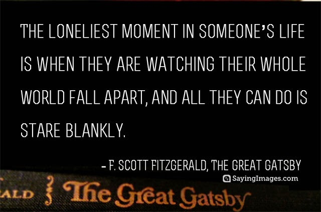 the rise and fall of jay gatsby in the great gatsby by f scott fitzgerald Köp böcker av f scott fitzgerald:  mark the 70th anniversary of fitzgerald's death jay gatsby is the man who  of a great writer 's rise and fall,.