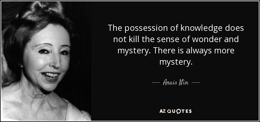 64 Best Mystery Quotes