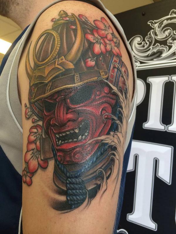 Samurai Tattoos Ideas Meanings And Designs - Best traditional samurai tattoo designs meaning men women
